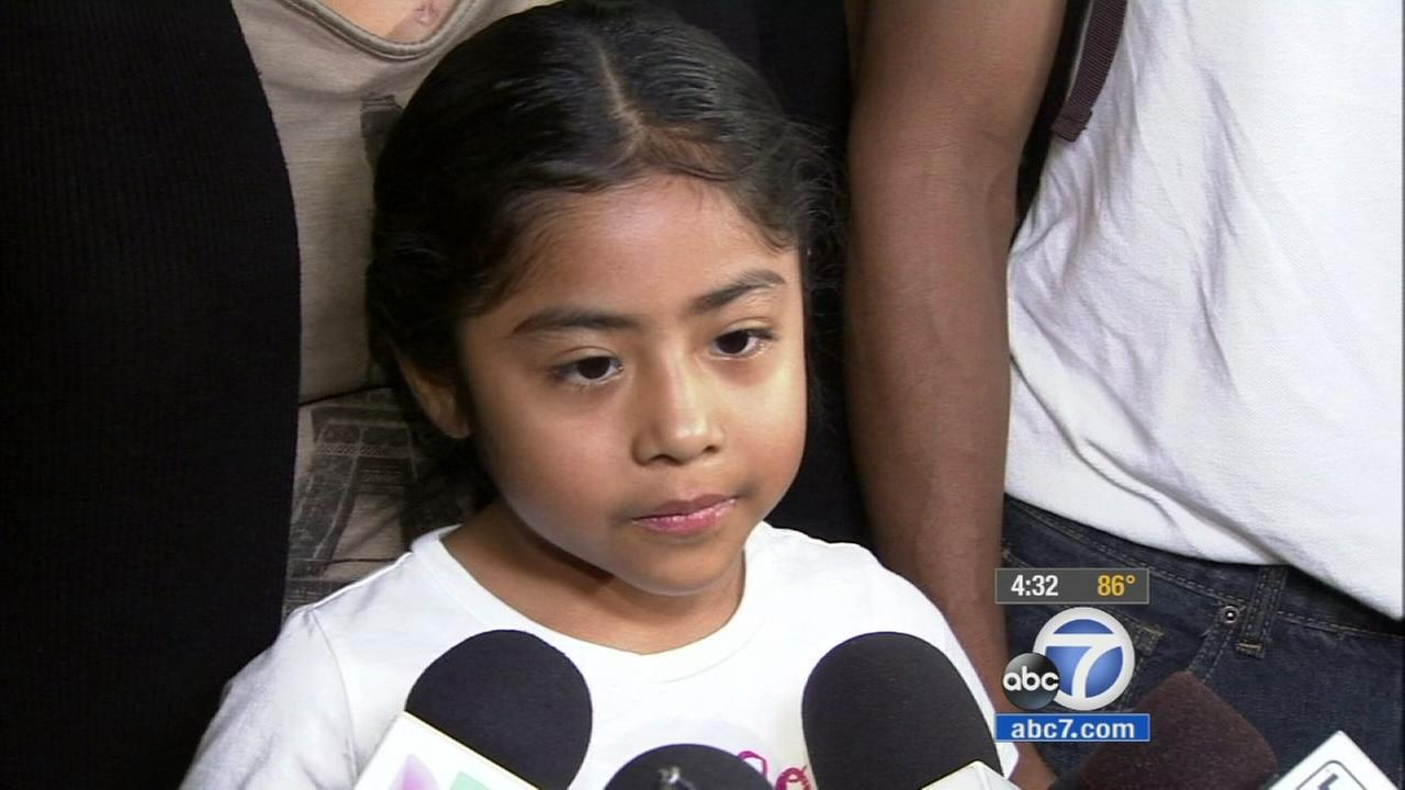 Immigration rights group planned LA girls encounter with Pope Francis