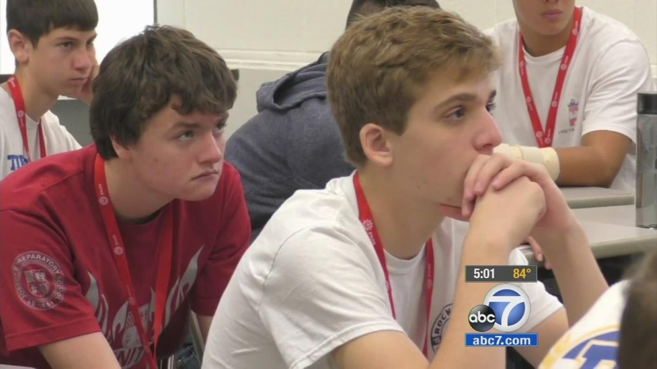 Los Angeles students in Philadelphia to experience Pope Francis visit