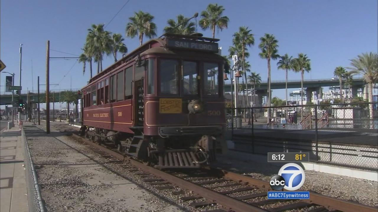 Some fear San Pedros Red Car may disappear forever