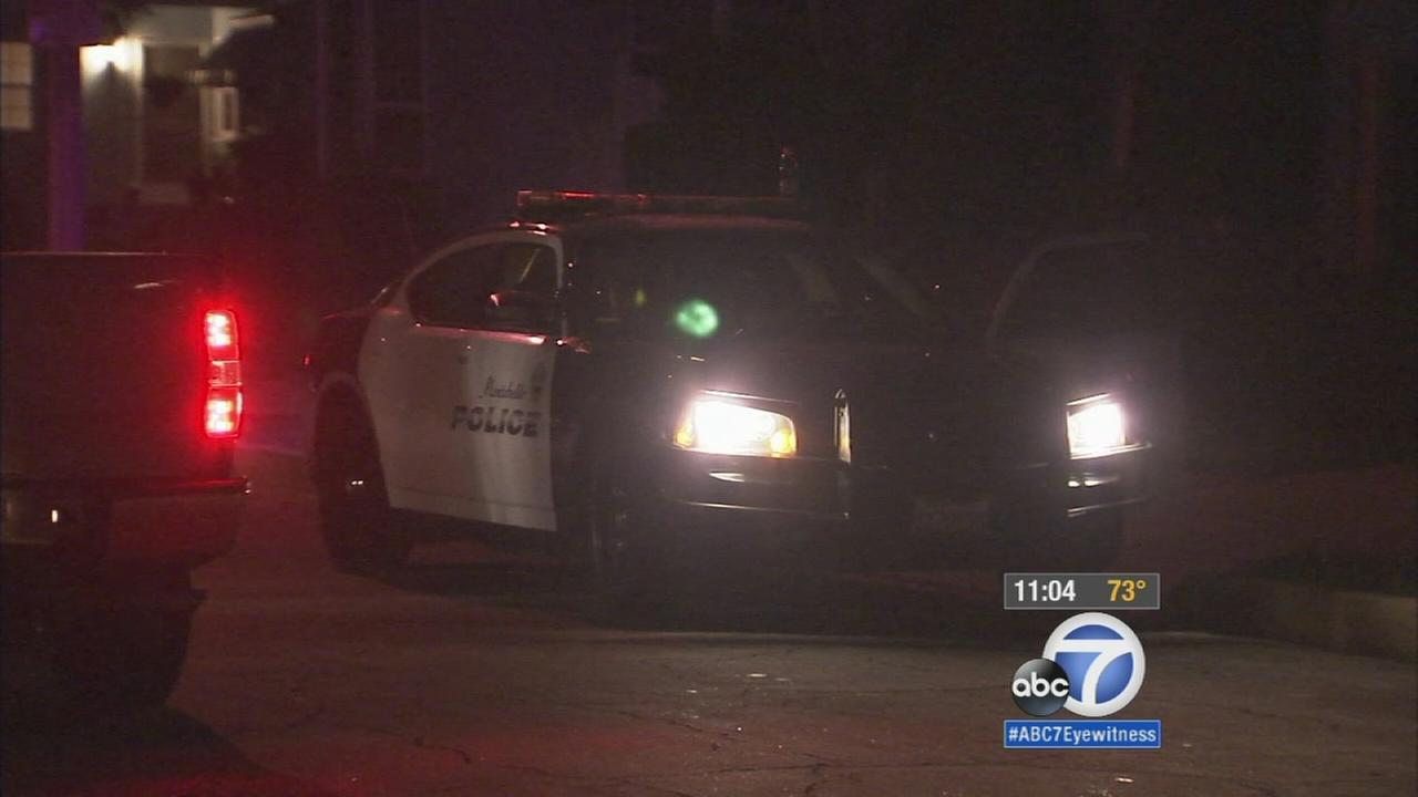 Elderly woman stabbed during attempted robbery in Montebello