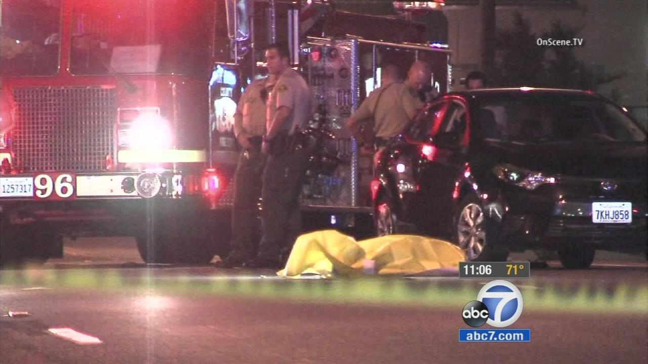 83-year-old woman killed in Whitter hit-and-run