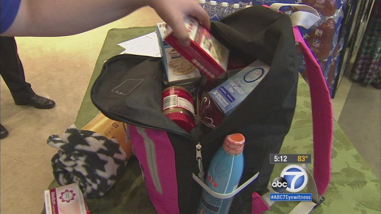 Orange County authorities mark National Preparedness Month
