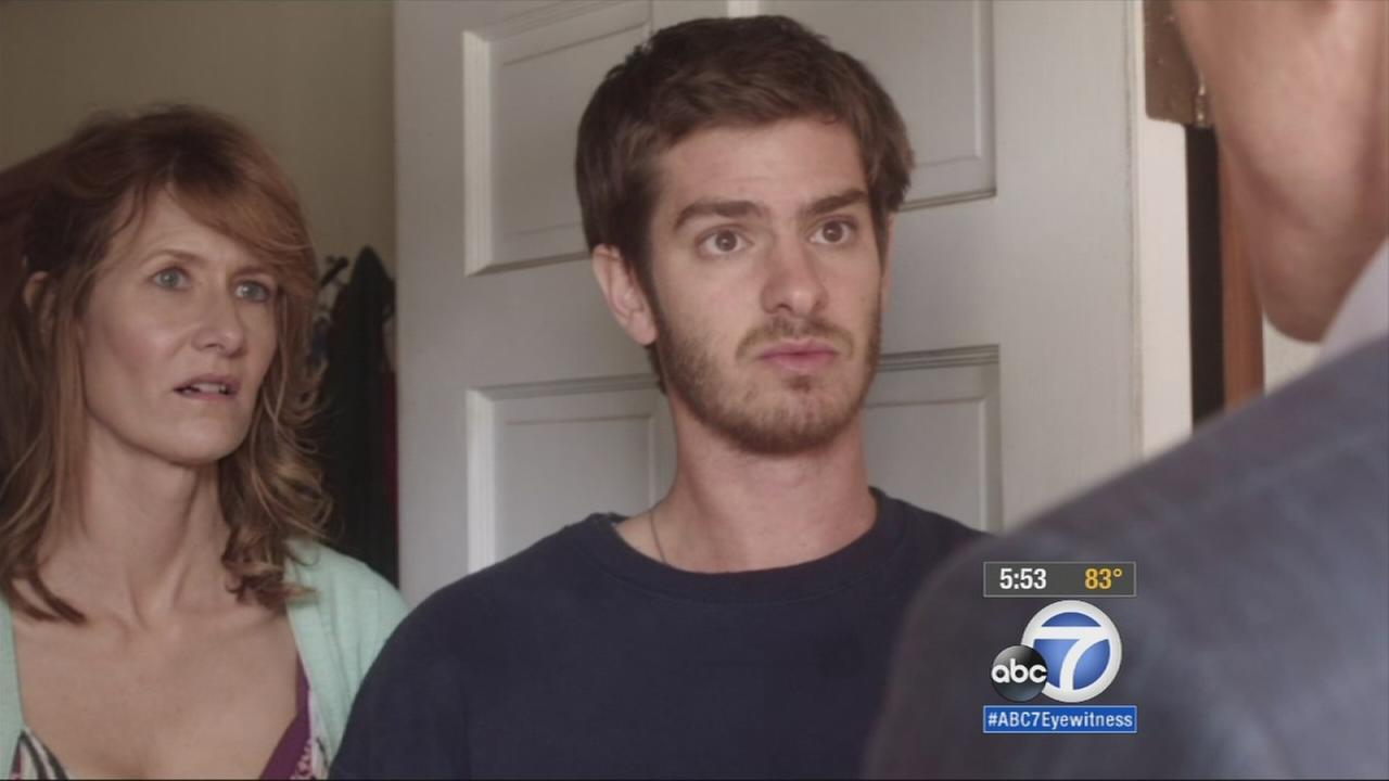 99 Homes actor Andrew Garfield talks foreclosures