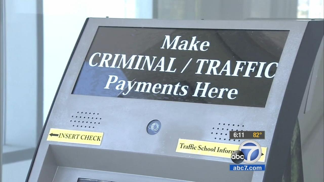 California instituting amnesty program for unpaid traffic tickets