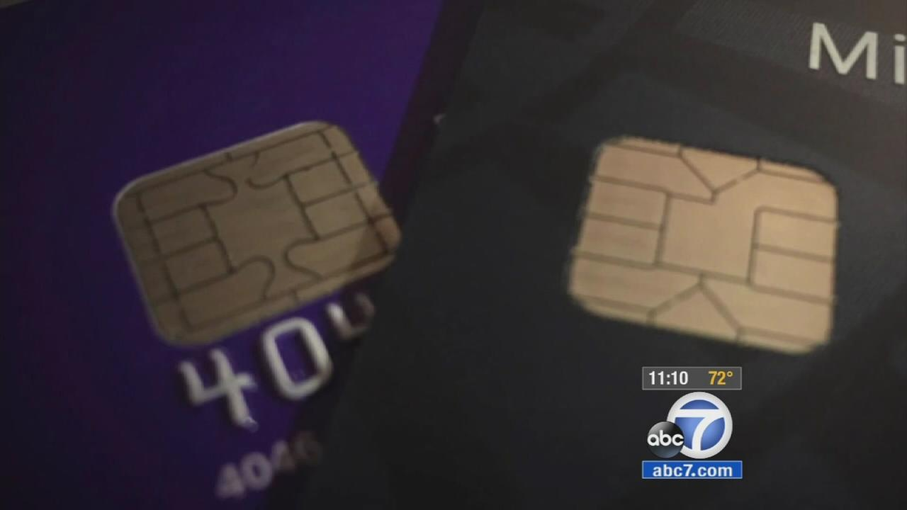 Chip-enabled credit cards to become the new norm