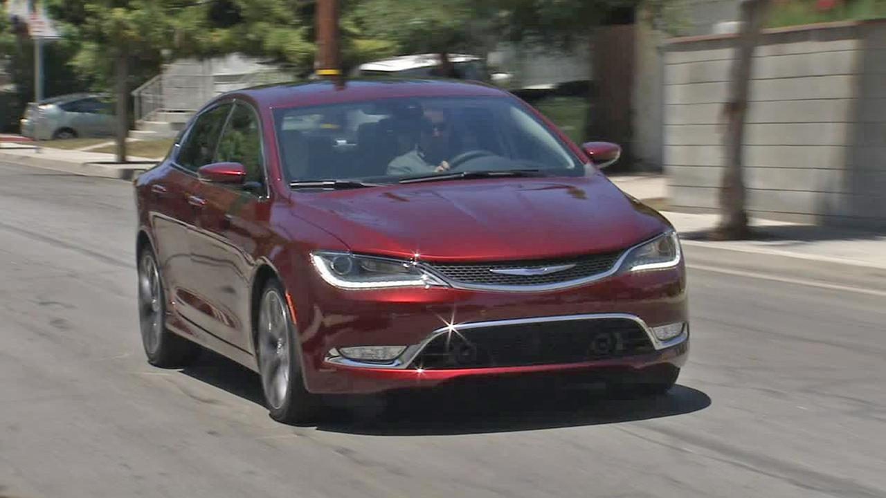The 2015 Chrysler 200 is seen in this undated file photo.
