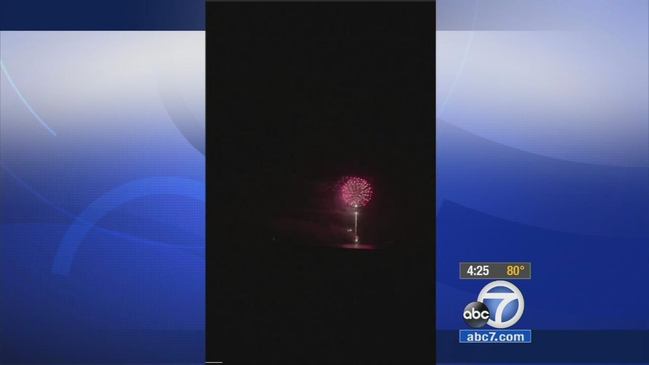 No charges filed over Khloe Kardashians fireworks show in Marina del Rey
