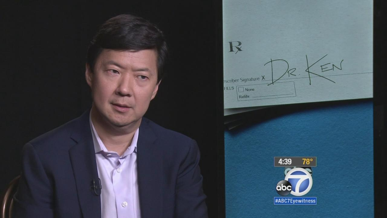 Ken Jeong brings medical experience to ABCs Dr. Ken