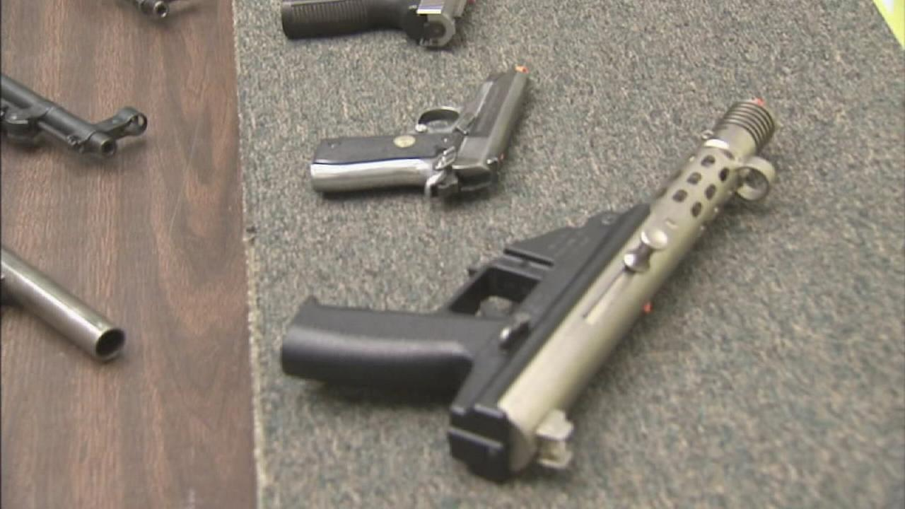 LA mayor, police chief weigh in on gun violence