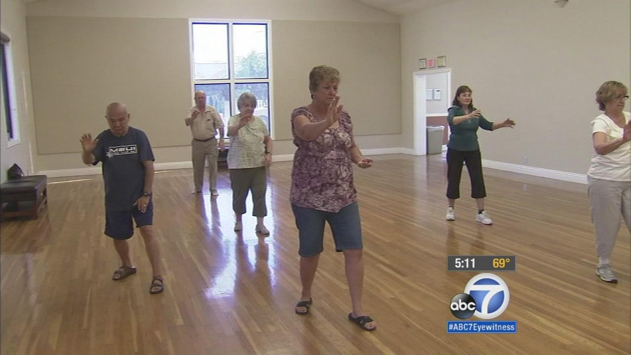 Study at UC Irvine to see if exercise can slow down Alzheimers