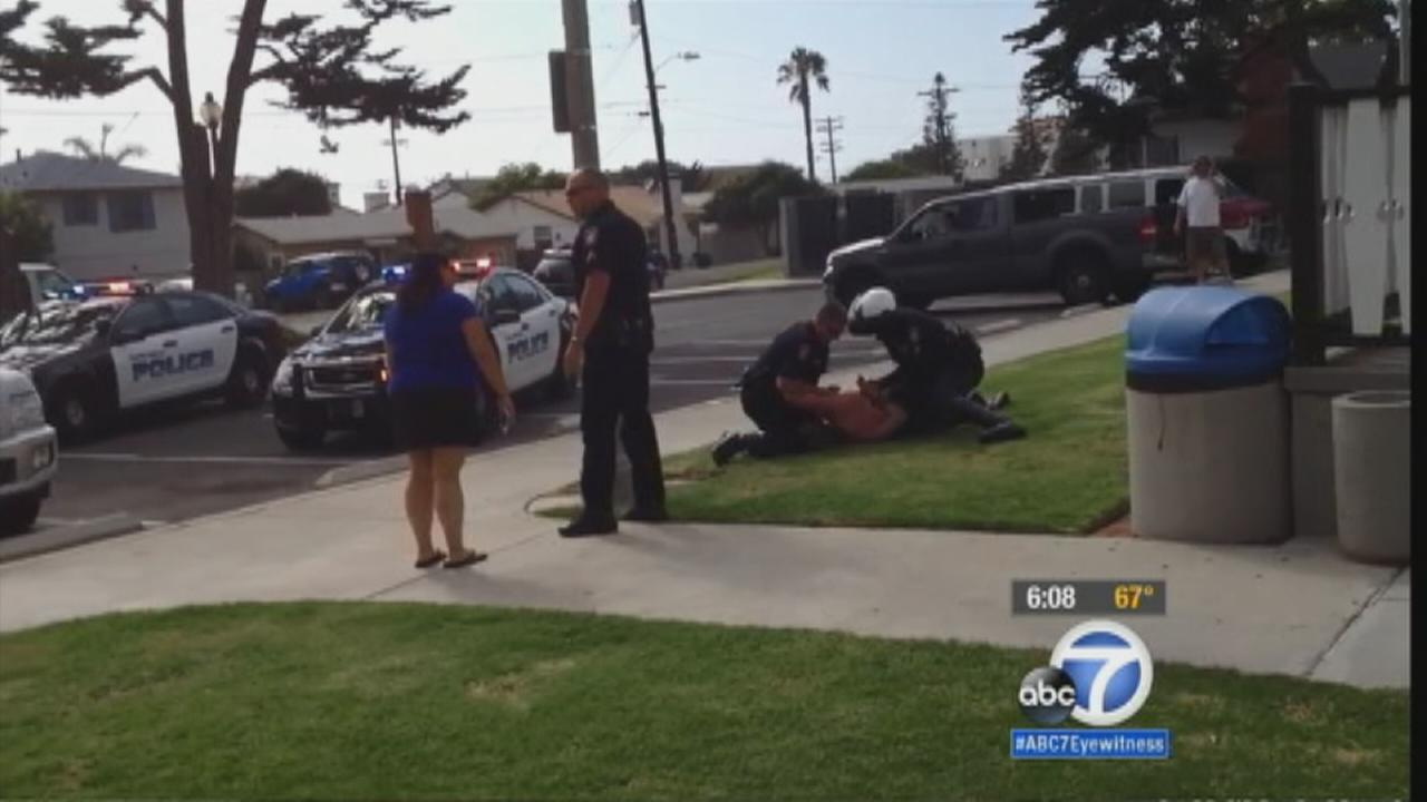 Lawsuit filed against Carlsbad over alleged assault by police officers