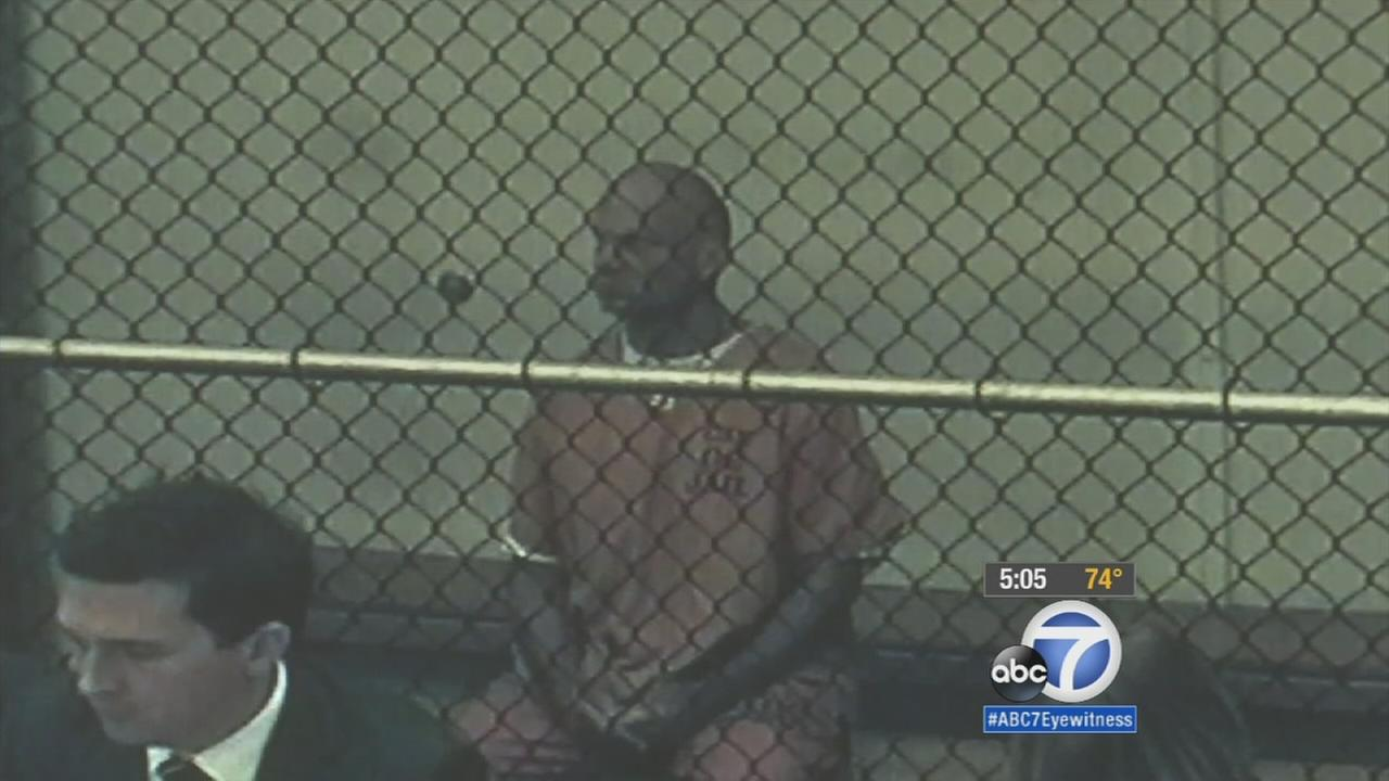 Irvine man accused of attacking neighbor while naked makes 1st court appearance