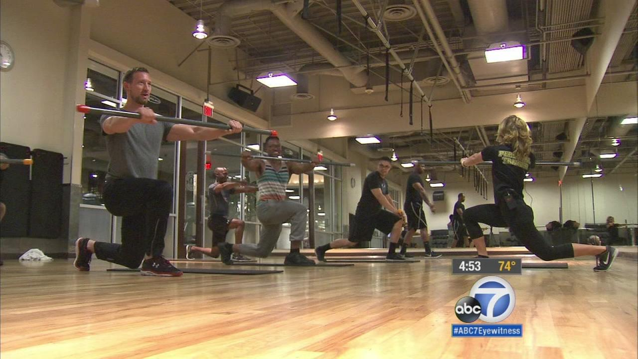 New fitness tools provide instability to challenge balance, cardiovascular endurance