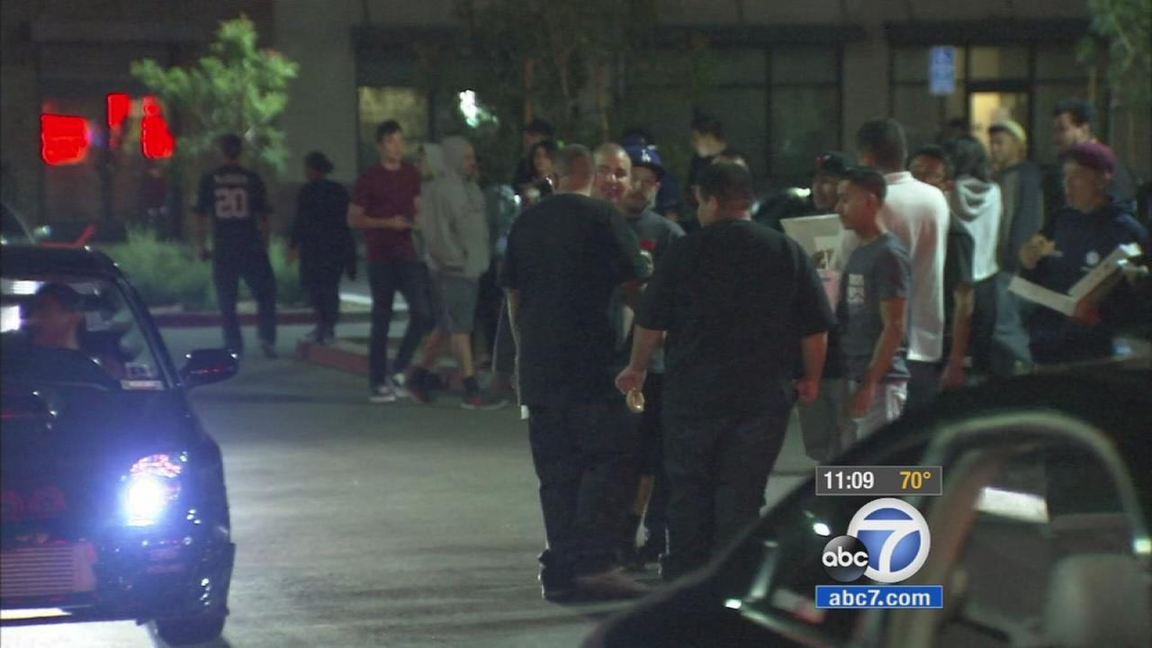 Krispy Kreme Tuesdays flash mob moves to Palmdale