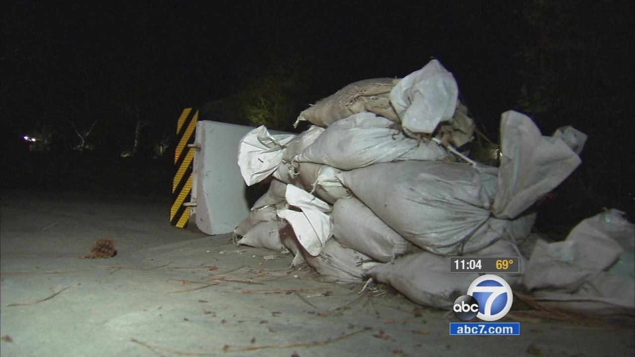 Glendora residents meet in preparation for El Nino