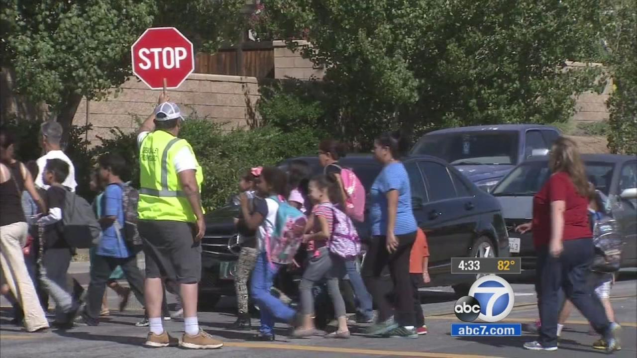 Moreno Valley crossing guards set to lose jobs after funding talks stall