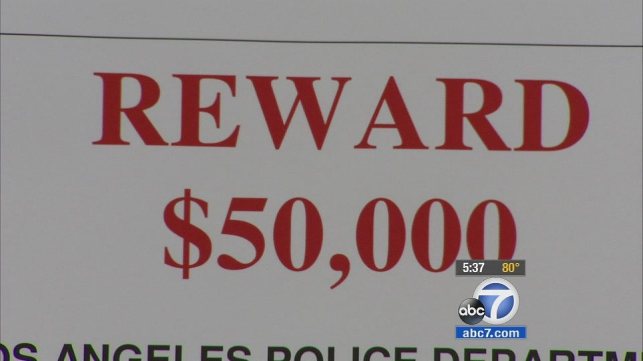 $50,000 reward offered in 2012 Rampart-area murder case