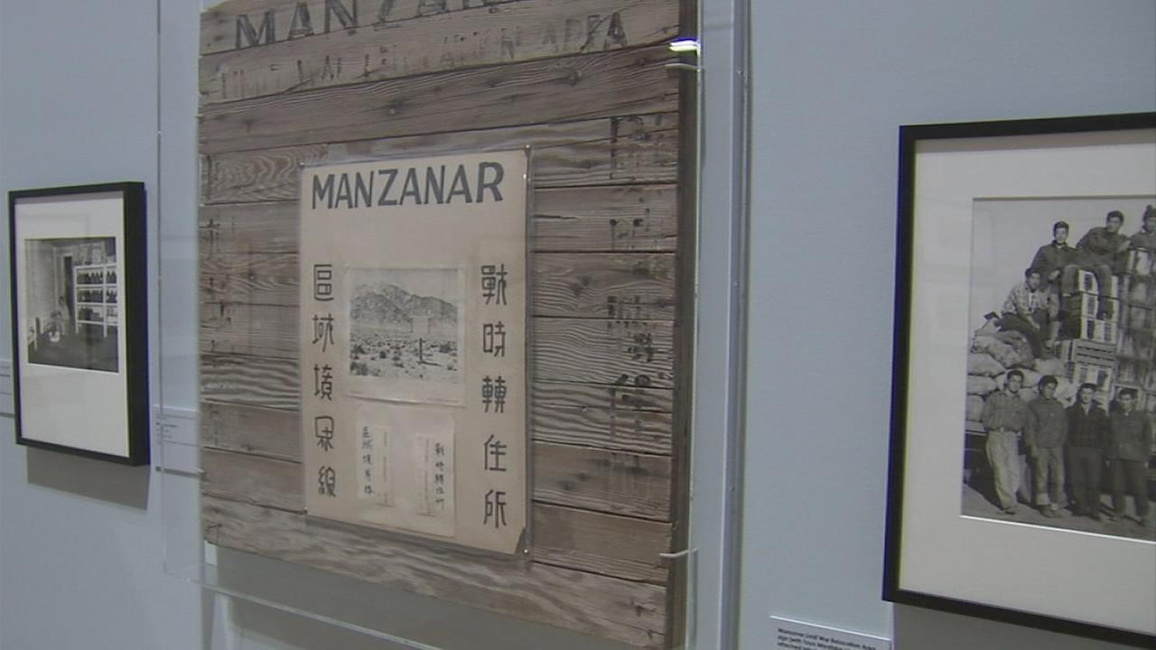 Ansel Adams Manzanar photos on display at Skirball Cultural Center