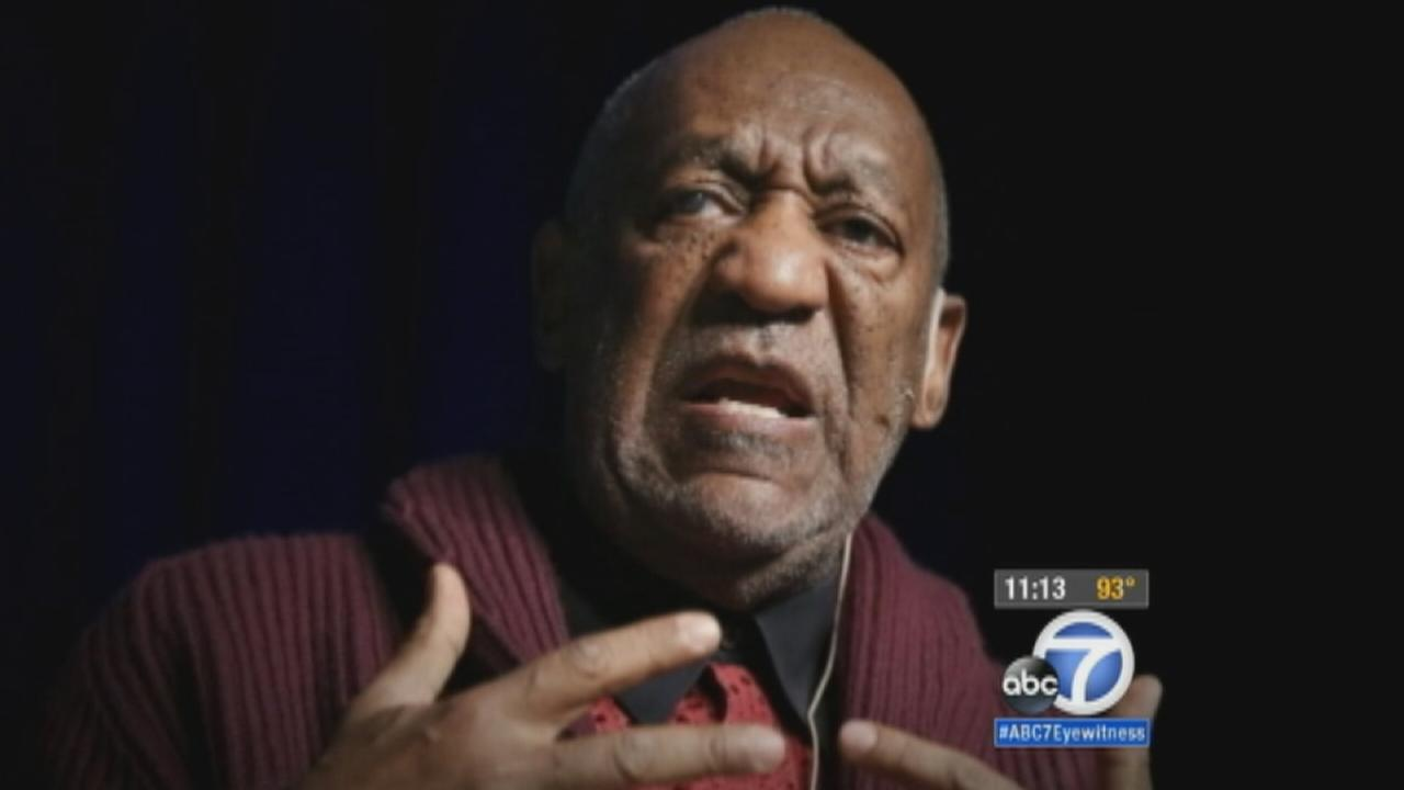 Actor and comedian Bill Cosby is shown in an undated file photo.