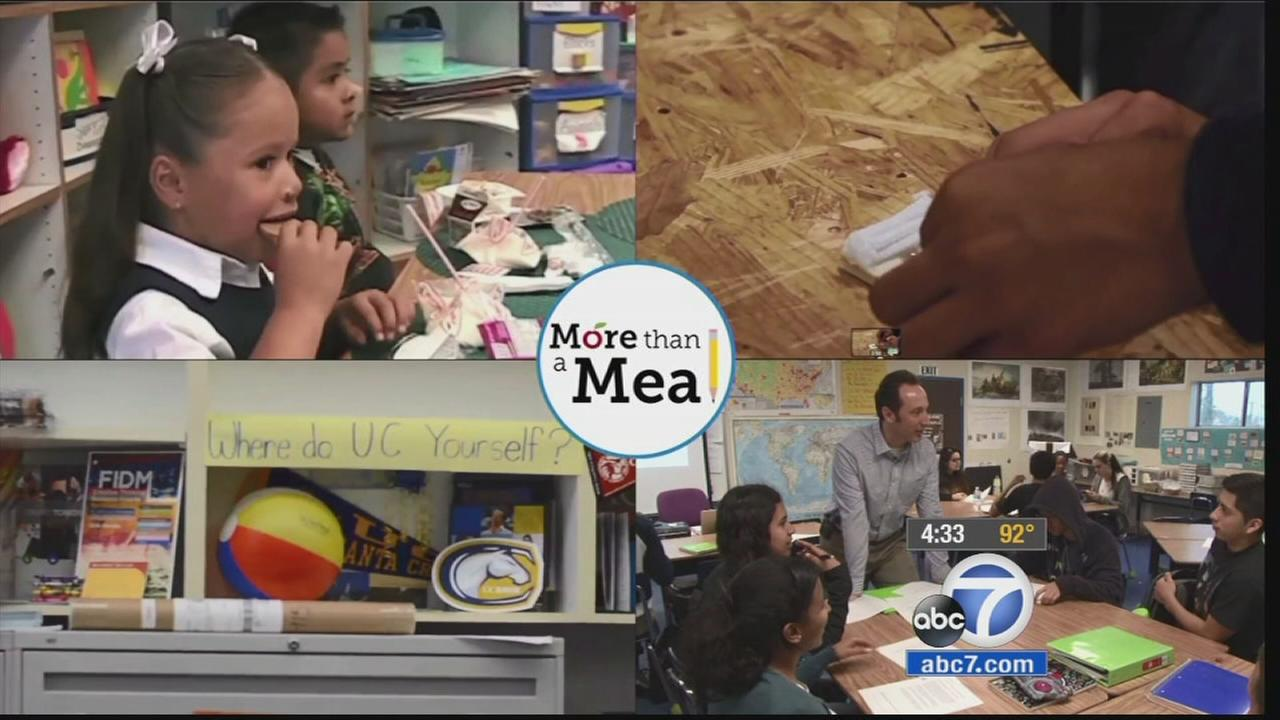 The LAUSD says it needs parents to apply for the More than a Meal program to maintain its funding.