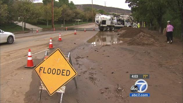 California residents urged to buy flood insurance ahead of El Nino