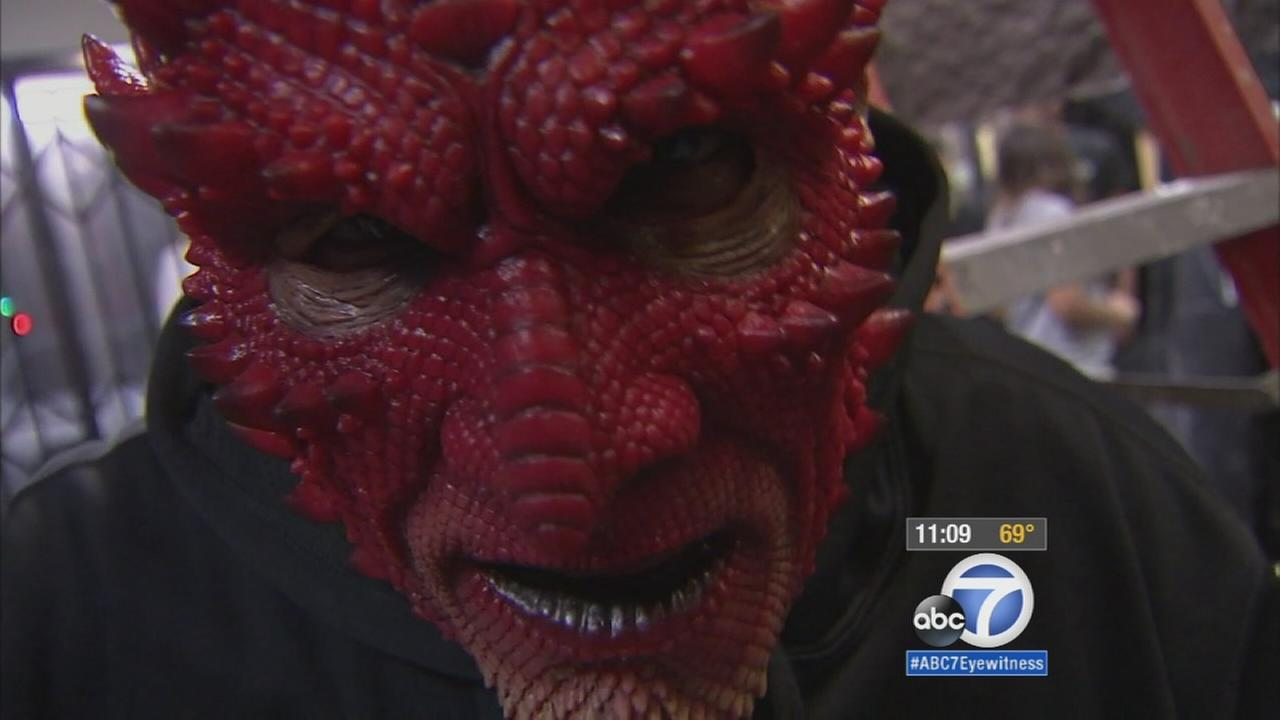 South LA church reaching out to community with free haunted maze