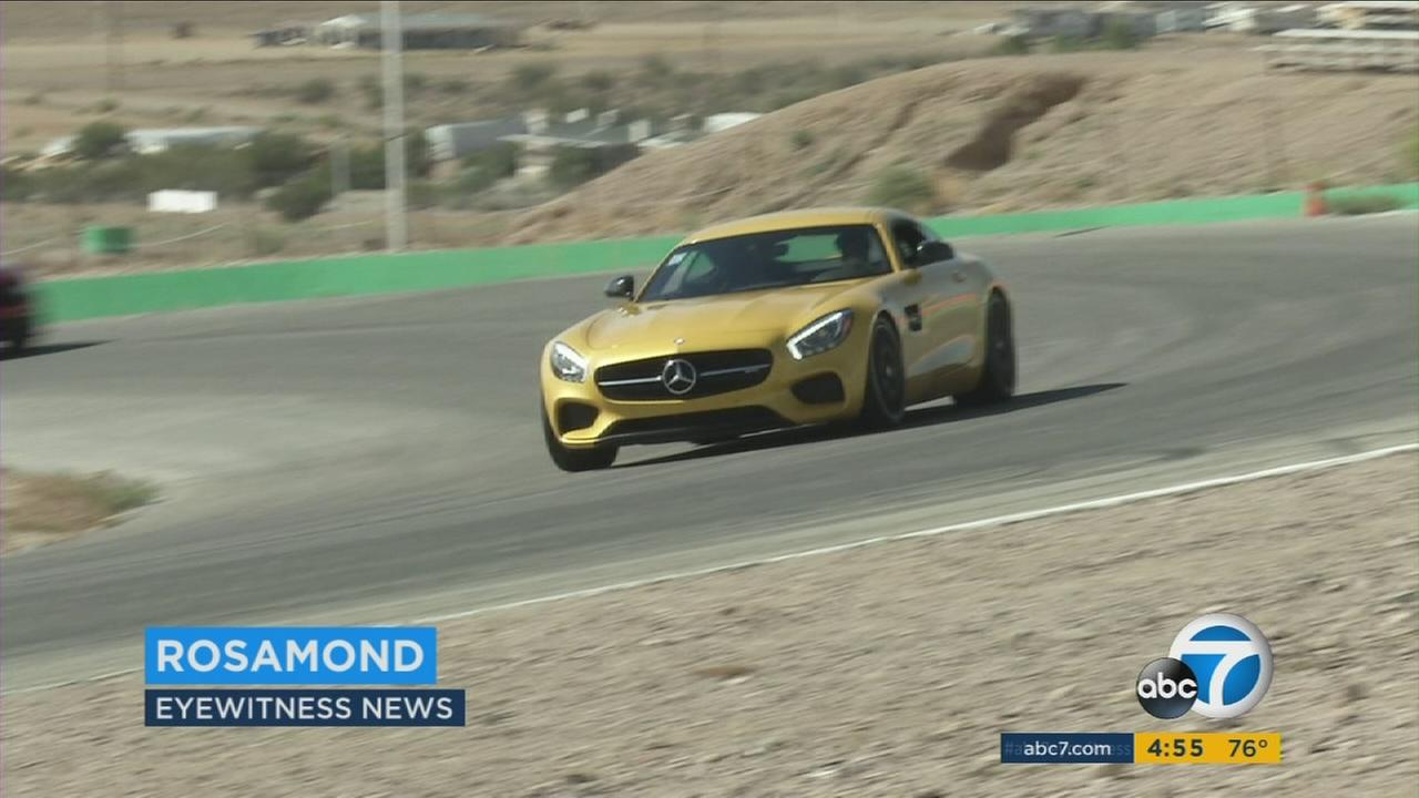 Mercedes-Benz looks to compete with Porsche after unleashing latest super sports cars.