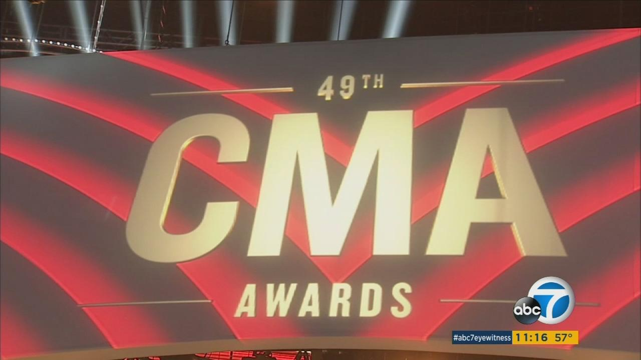 Final preparations underway for 49th annual CMA Awards