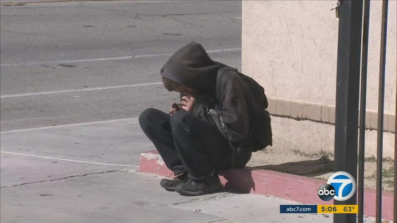 Concern grows for Antelope Valley homeless as freezing temperatures move in