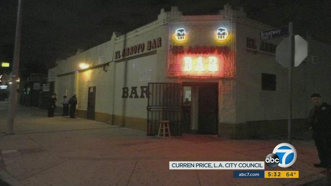 Numerous complaints and code violations led to the closing of what neighbors called a nuisance bar in South Los Angeles.