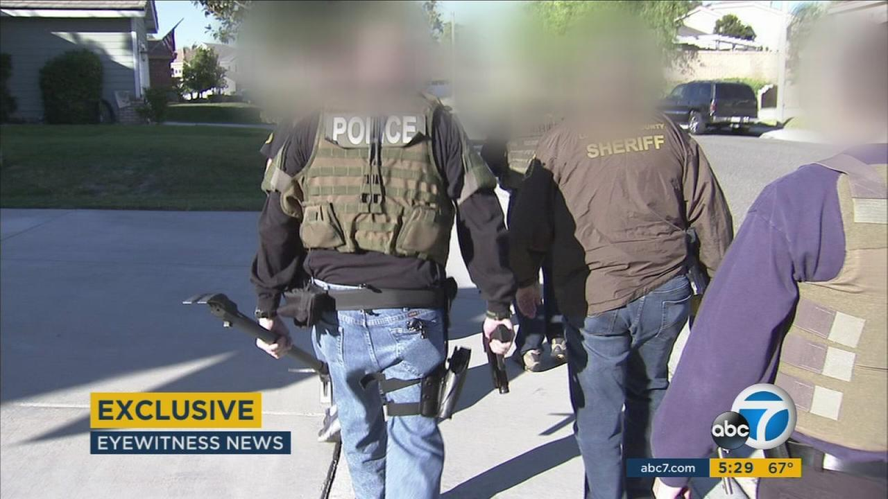 A task force with the Los Angeles County Sheriffs Department is targeting human trafficking and child pornography.