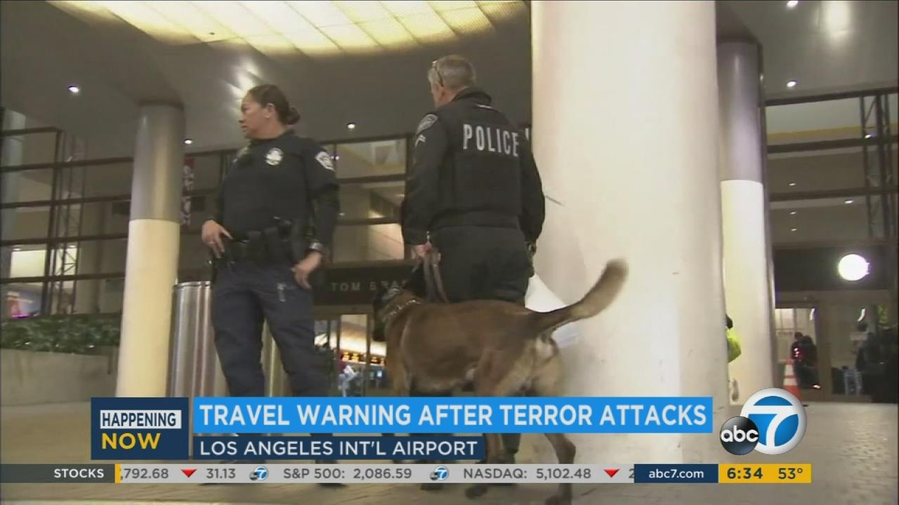The U.S. Department of State issued the worldwide alert Monday to inform U.S. citizens of possible risks while traveling due to increased terrorist threats.