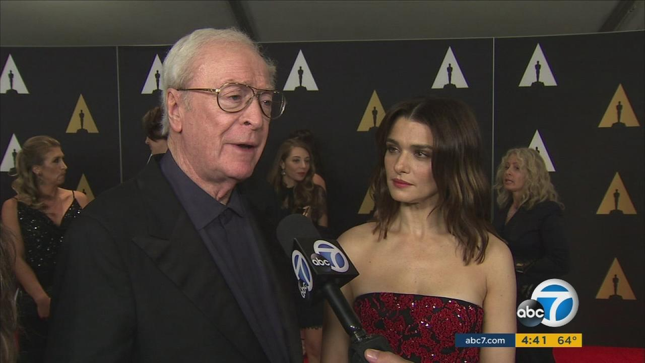 Oscar-winners Michael Caine and Rachel Weisz star in Youth, set to hit theaters on Friday, Dec. 4, 2015.