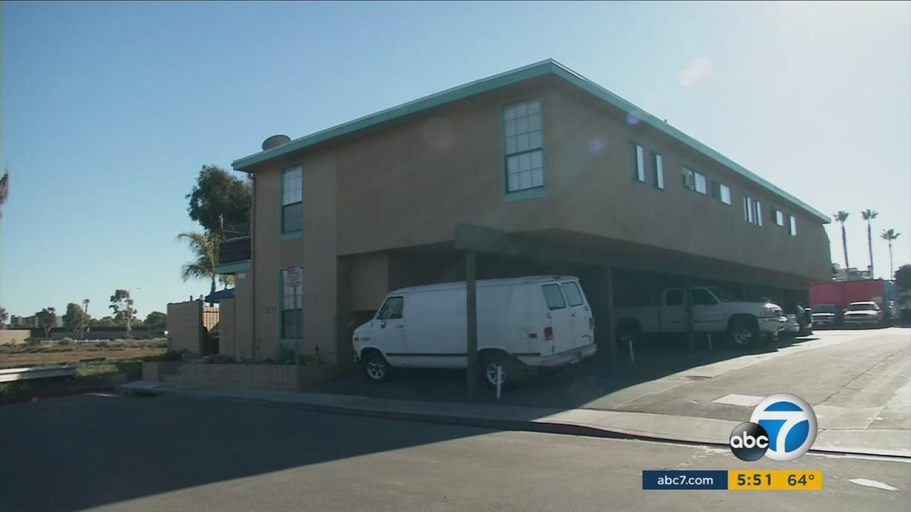 An affordable housing unit for seniors and veterans is causing controversy among residents in Newport Beach.