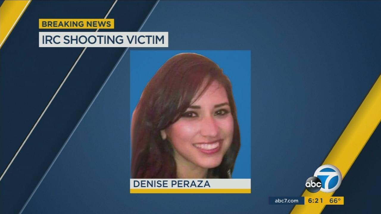 The family of one of the victims injured in the mass shooting at an Inland Regional Center building in San Bernardino Wednesday spoke out about the incident.