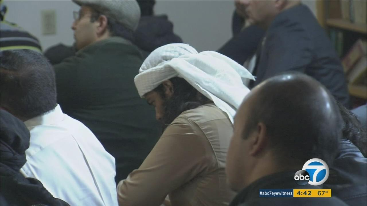 Local Muslims fear backlash from San Bernardino attack