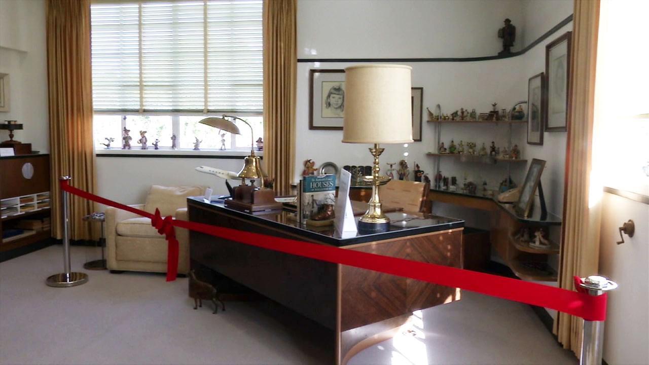 Walt disney 39 s original office restored to reflect 1966 details - Walt disney office locations ...