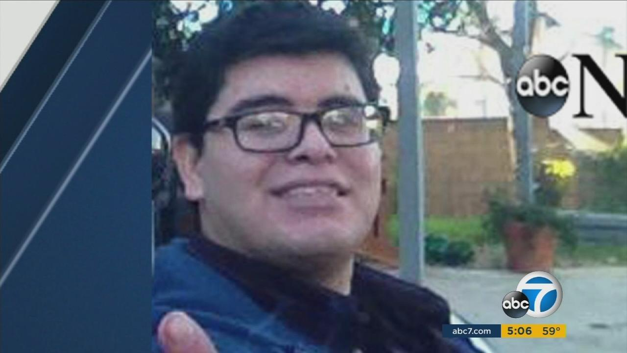 A photo of Enrique Marquez, who a friend says told him he was paid to marry a Russian woman related to San Bernardino shooter Syed Farook through marriage.