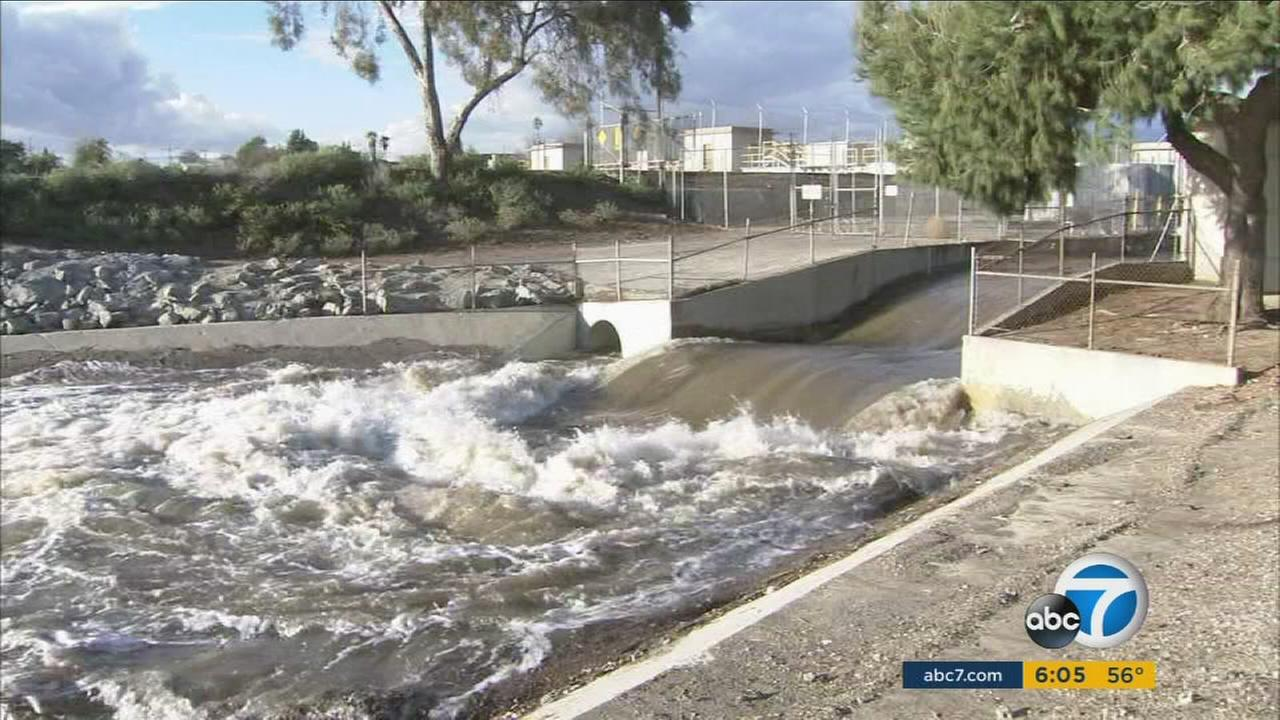 Many ABC7 viewers have asked what Southern California officials are doing to collect stormwater from El Nino-fueled storms to help with the drought.