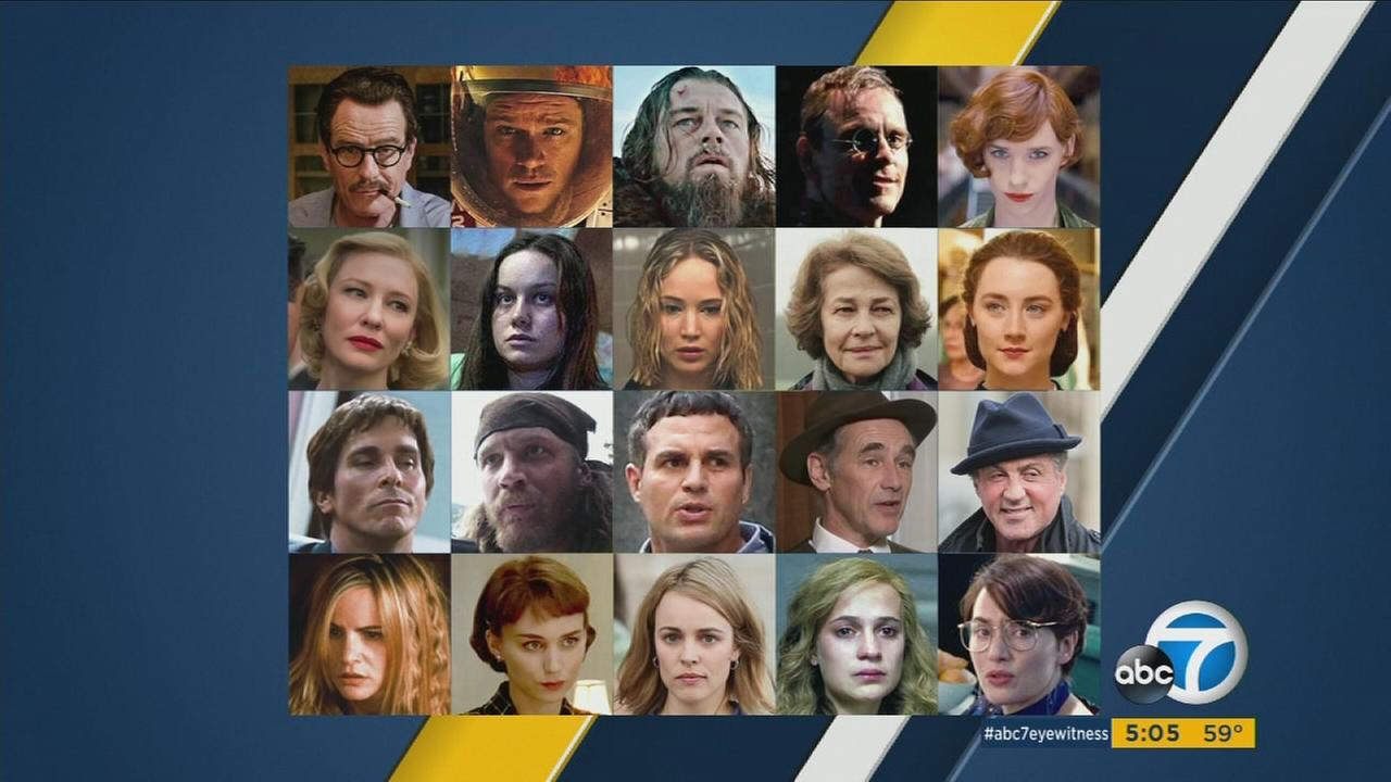Many were upset after all 20 Oscar nominees for acting categories were white, pointing to a lack of diversity in Hollywood.