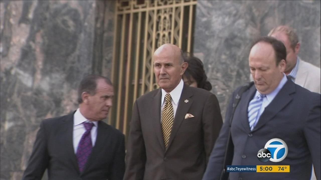 Former LA Sheriff Lee Baca has pleaded guilty to misleading investigators.