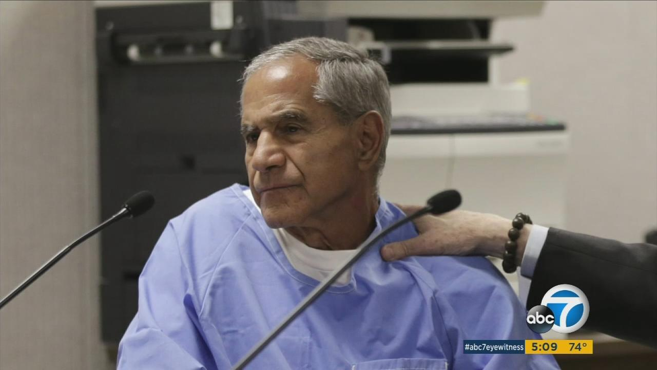 Officials denied parole for Sirhan Sirhan, the assassin of Sen. Robert F. Kennedy, for the 15th time on Wednesday, Feb. 10, 2016.
