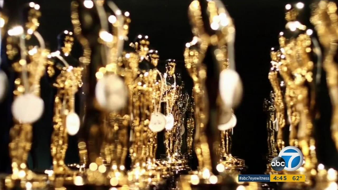 Gift bags given out at the Oscars have triggered a lawsuit from the Academy.