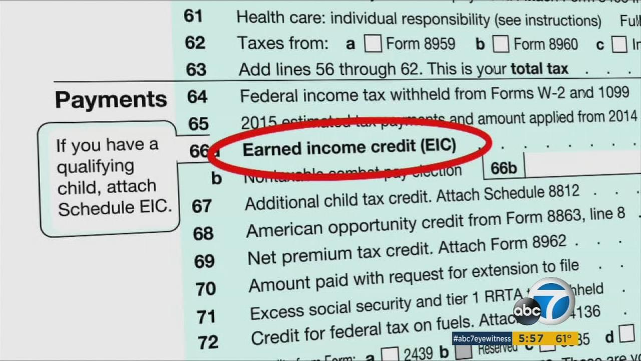 Many low-income taxpayers dont know about thousands of dollars in refunds they can get in the earned income tax credit.