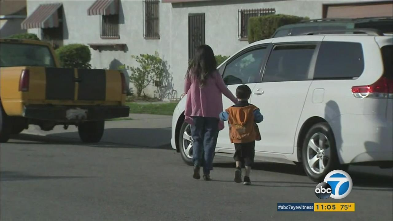 Another sickout by Compton teachers has left schools understaffed and parents concerned.
