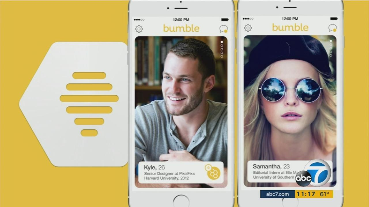 Bumble online dating