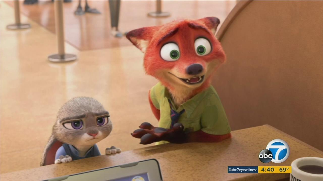 Zootopia offers life lessons from the animal kingdom