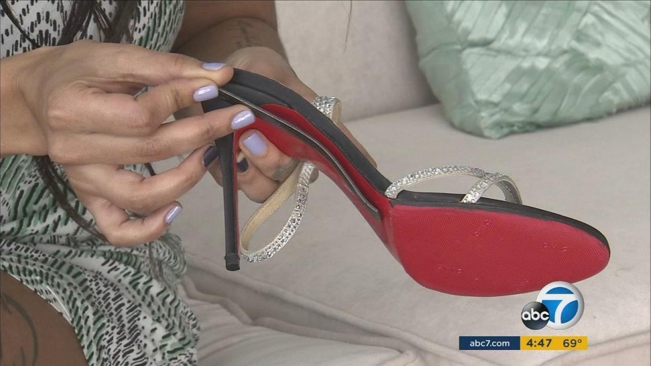 A local entrepreneur is using rocket science technology to help her build a more comfortable heel for women.