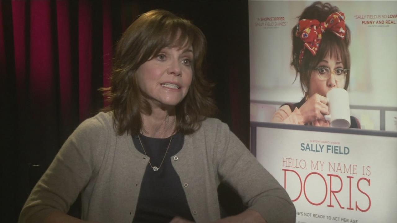 Two-time Oscar winner Sally Field plays an eccentric woman infatuated with a younger coworker in Hello My Name Is Doris.
