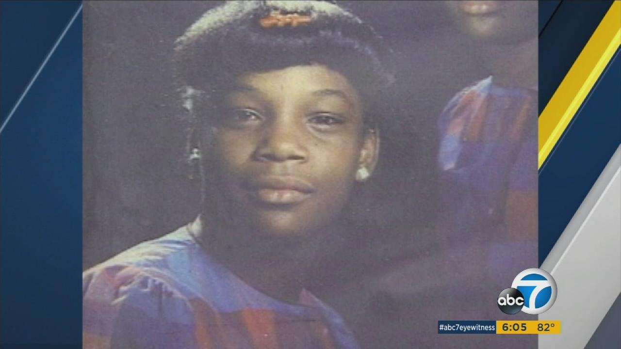 Latasha Harlins, 15, was shot in a 1991 confrontation with a store owner that inflamed racial tensions in South Los Angeles.